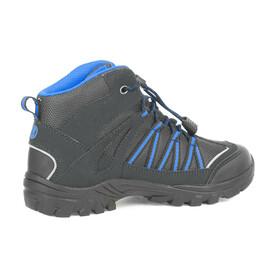 TROLLKIDS Lofoten Hiker Mid Shoes Kids anthracite/med blue